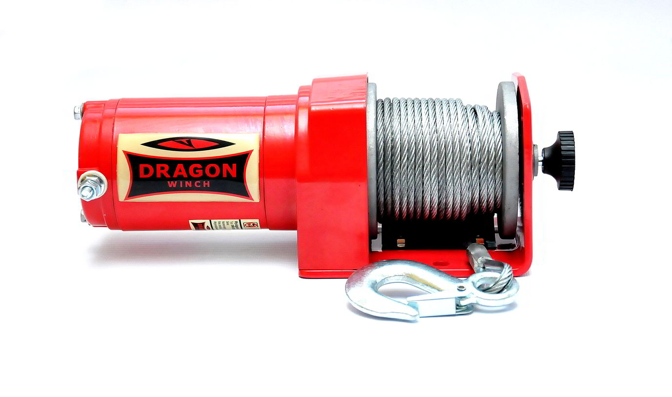 WCIĄGARKA DRAGON WINCH ATV 2000 MAVERICK